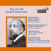 The Art of Ernest Ansermet de Ernest Ansermet