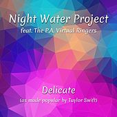 Delicate (feat. The P.A. Virtual Ringers) by Night Water Project