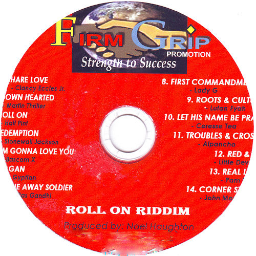 Roll On Riddim by Various Artists