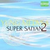 Super Saiyan 2 by Yung Medvsa