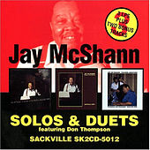 Solos & Duets by Jay McShann