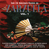 24 Grandes Éxitos de Zarzuela, Vol. 1 de Various Artists