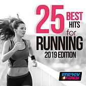 25 Best Fitness Hits For Running 2019 Edition von Various Artists
