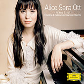 Liszt: 12 Études d'exécution transcendante (International Version) de Alice Sara Ott