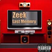 Last Memory de Zeekonthebeat