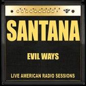 Evil Ways (Live) de Santana