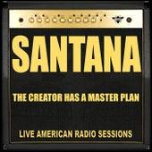 The Creator Has A Master Plan (Live) de Santana
