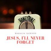 Jesus, I'll Never Forget de Mahalia Jackson