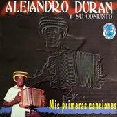 Mis Primeras Canciones de Alejandro Durán
