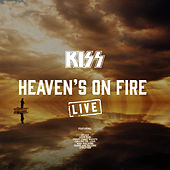 Heaven's On Fire (Live) von KISS