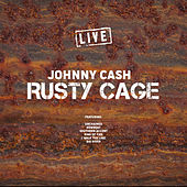 Rusty Cage (Live) von Johnny Cash