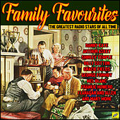 Family Favourites - The Greatest Radio Stars of All Time de Various Artists