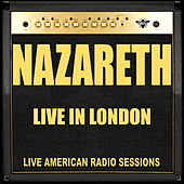 Live in London (Live) de Nazareth
