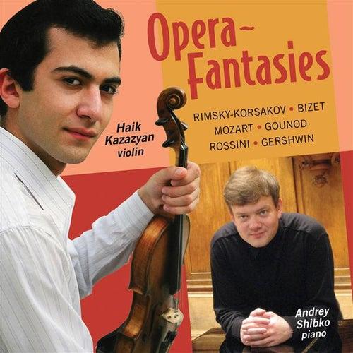Opera-fantasies by Haik Kazazyan