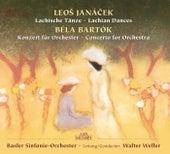 Janacek: Lachian Dances - Bartok: Concerto for Orchestra de Walter Weller