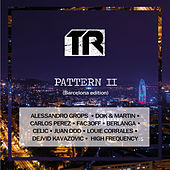 TR Pattern II (Barcelona edition) - EP de Various Artists