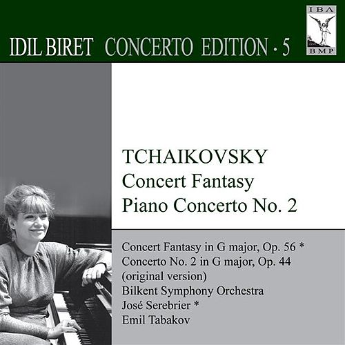 Tchaikovsky: Concert Fantasy - Piano Concerto No. 2 (Biret Concerto Edition, Vol. 5) by Various Artists