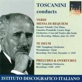 Verdi, G.: Messa Da Requiem (Toscanini) (1940-1950) by Various Artists