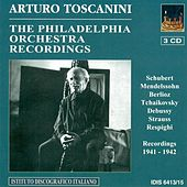 Orchestral Music - Schubert, F. / Respighi, O. / Mendelssohn, Felix / Debussy, C. / Tchaikovksy, P.I. / Strauss, R. (Toscanini) (1941-1942) by Various Artists