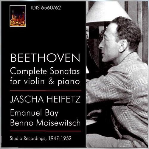 Beethoven, L. Van: Violin Sonatas (Complete) (Heifetz, Bay, Moiseiwitsch) (1947-1952) by Various Artists