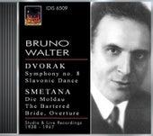 Dvorak, A.: Symphony No. 8 / Slavonic Dance No. 1, Op. 46 / Smetana, B.: Moldau / Overture To The Bartered Bride (Walter) (1938, 1941, 1947) by Bruno Walter