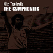 The Symphonies - The Moscow Symphony Orchestra by Mikis Theodorakis (Μίκης Θεοδωράκης)