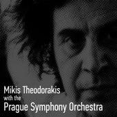 The Symphonies - The Prague Symphony Orchestra by Mikis Theodorakis (Μίκης Θεοδωράκης)