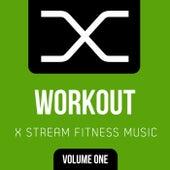 X Stream Fitness: Workout, Vol. 1 - EP de Various Artists