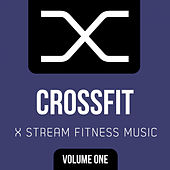X Stream Fitness: Crossfit, Vol. 1 - EP de Various Artists