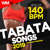 Best Of Tabata 140 Bpm Songs 2019 Workout Session (20 Sec. Work and 10 Sec. Rest Cycles With Vocal Cues / High Intensity Interval Training Compilation for Fitness & Workout) by Workout Music Tv
