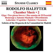 Halffter: Chamber Music, Vol. 2 de Various Artists
