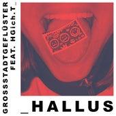 Hallus (feat. HGich.T) von Grossstadtgeflüster