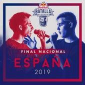 Final Nacional España 2019 by Red Bull Batalla de los Gallos