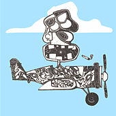 A Flying Boy von Roman The Cartoon