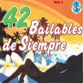 42 Bailables de Siempre Vol. 1 by Various Artists