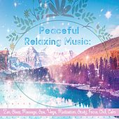 Peaceful Relaxing Music: Zen, Sleep, Massage, Spa, Yoga, Meditation, Study, Focus, Chill, Calm de Various Artists