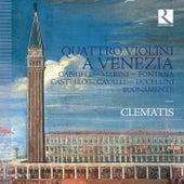 Quattro violoni a Venezia by Clematis