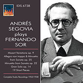 Sor: Works for Guitar de Andres Segovia