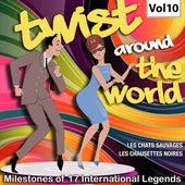 Milestones of 17 International Legends Twist Around The World, Vol. 10 von Various Artists