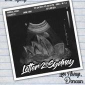 Letter 2 Sydney de Denaun