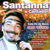 Xote Pé de Serra ao Vivo de Santana