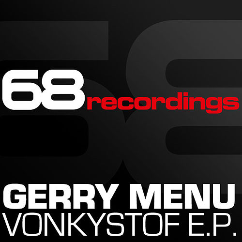 Vonkystof E.P. by Gerry Menu
