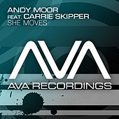 She Moves by Andy Moor
