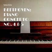 CD36_Beethoven: Piano Concerto No. 4 & 5 de Philharmonia Orchestra