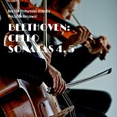 Beethoven: Cello Sonatas 4, 5 de Various Artists