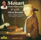 MOZART:  Piano Concertos 17, 27 de Alfred Brendel