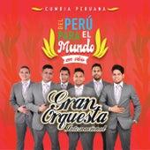 Del Perú para el Mundo (En Vivo) de Gran Orquesta Internacional