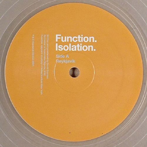 Isolation by Function