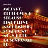 Mozart, Beethoven & Strauss: Eine Kleine Nachtmusik, Symphony No. 8 & Der Rosenkavalier by Wiener Philharmoniker