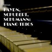 Haydn, Schubert, Schumann: Piano Trios de Pablo Casals